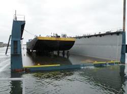 Robert E Derecktor Dry Dock